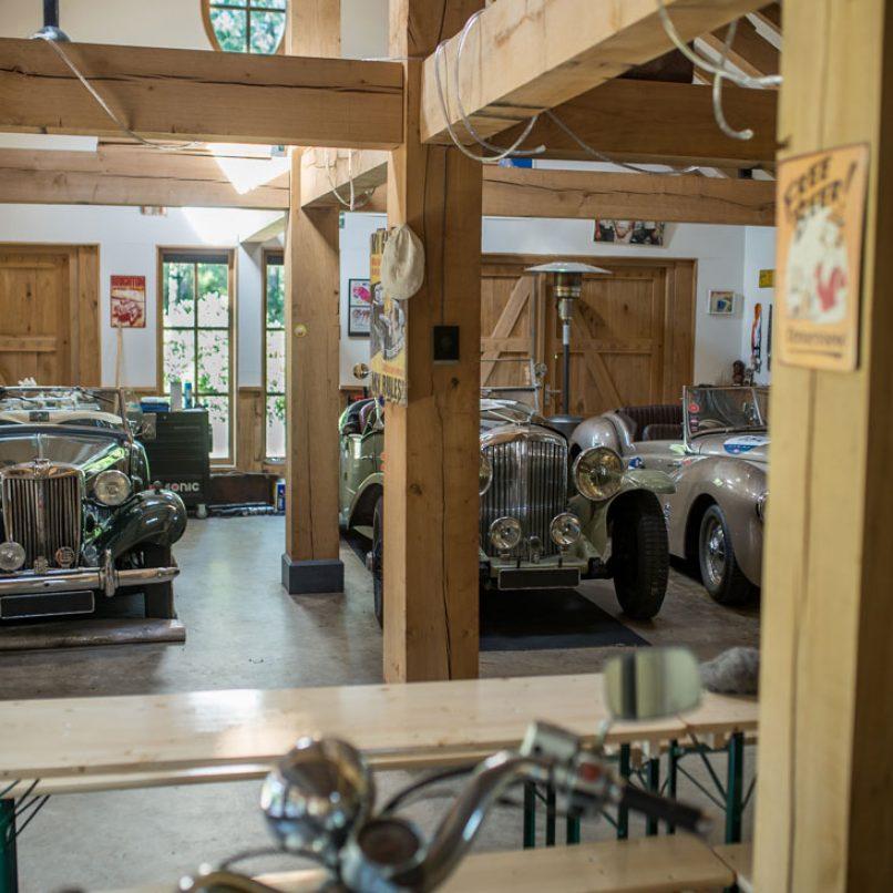 Carport 3 autos