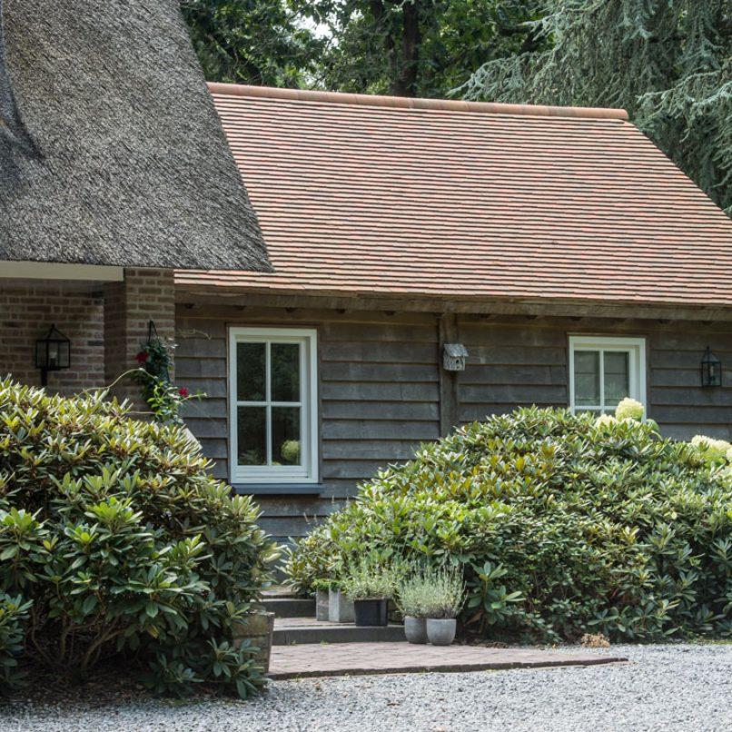 Tuinhuis als gastenverblijf